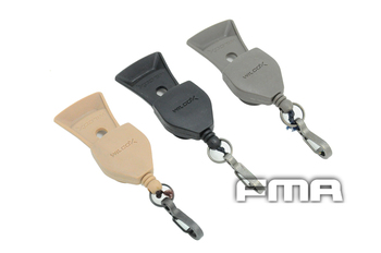 FMA NVG Lanyard for Ops Core VAS Three Hole Shroud for NVG Mount Military Paintball Helmet Accessories TB341/TB342/TB343