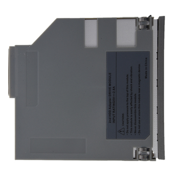 Dell Latitude D610 D620 D630 için Laptop Sabit Disk Caddy D800 D810 D820 D830-SATA 2nd Hard Disk HDD Caddy Adaptörü