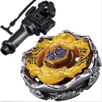 Death Metal spinning fusion double Fury Beyblade parts rapidity grip perseus / 4D Toys Launcher madeira bayblade mini dice